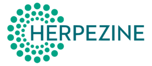 Herpezine official logo